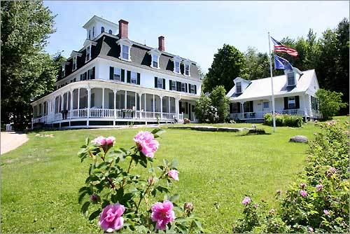 The Center Lovell Inn. Photo courtesy of Boston.com.